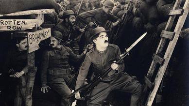 L'année 1918