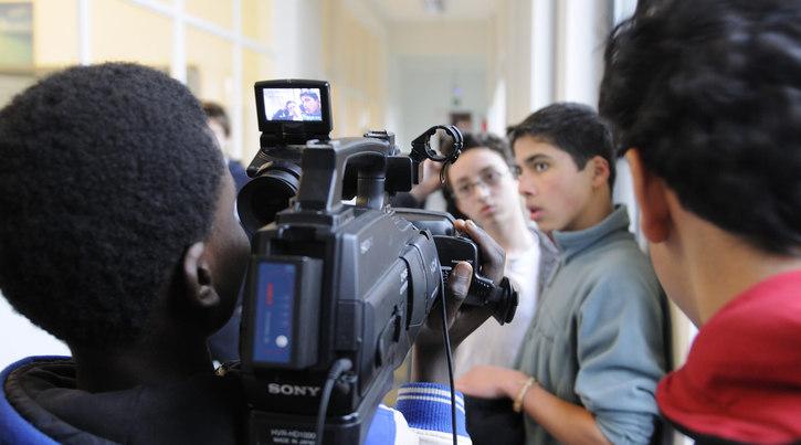 Objectif cinéma - cycle d'ateliers de réalisation (15-18 ans)