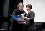 La collection Sagarminaga – Jacques Cambra (Musicien) et Camille Blot-Wellens (historienne du cinéma).