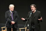 Costa-Gavras et Christophe Barratier