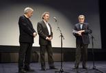 Costa-Gavras, Robert Guédiguian et Serge Toubiana