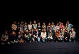 Membres de l'Autre Ciné-club autour de Bertrand Bonello, 24 juin 2011