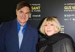 Gus Van Sant et Marianne Faithfull