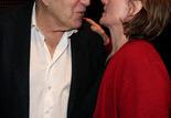 Michel Piccoli et Caroline Champetier