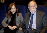 Isabelle Huppert et Nicolas Seydoux
