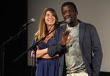Salomé Blechmans, productrice et Djinn Carrenard réalisateur de FLA