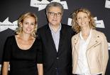 Sandrine Bonnaire, Serge Toubiana, Alexandra Lamy