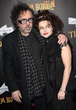 Tim Burton, Helena Bonham Carter