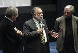 Toute La M Moire Du Monde 2015 3 Costa Gavras Francis Ford Coppola Et Serge Toubiana