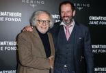 Pascal Thomas et Christian Vadim - Ouverture de la rétrospective Jane Fonda à la Cinémathèque française © Thierry Stefanopoulos