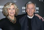 Jane Fonda et Costa-Gavras - Ouverture de la rétrospective Jane Fonda à la Cinémathèque française © Thierry Stefanopoulos