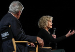 Master class Jane Fonda © Thierry Stefanopoulos