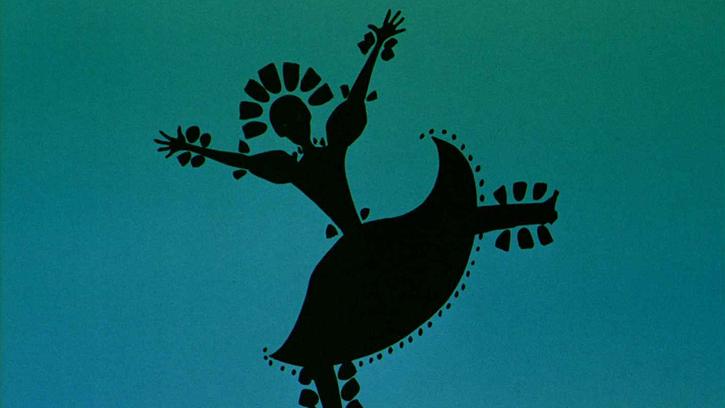 Bergère qui danse