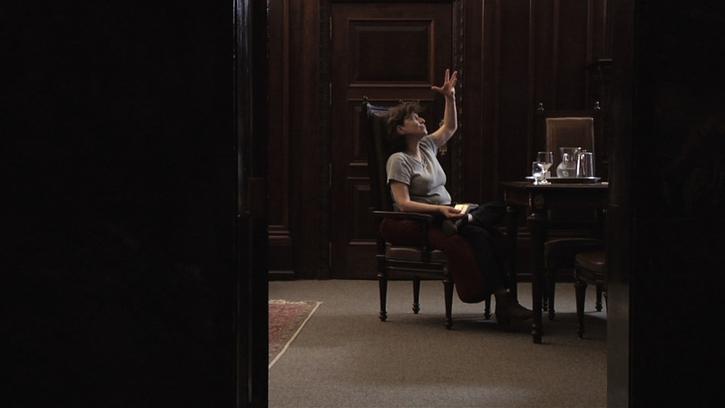 Chantal Akerman, de ça