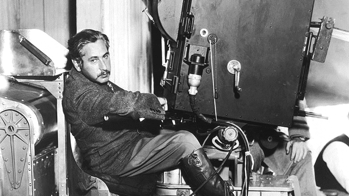 Cinéastes de notre temps : D'un silence l'autre, Josef von Sternberg
