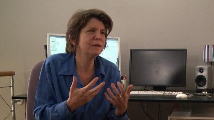 Dialogue avec Claire Atherton