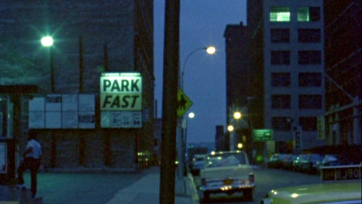 Chantal Akerman : l'espace pendant un certain temps