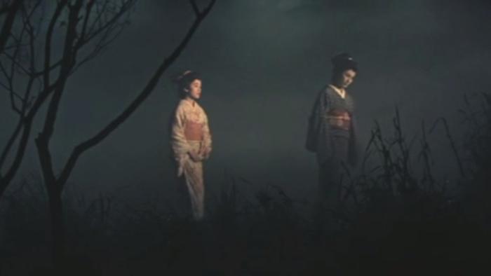 Histoire de fantômes japonais