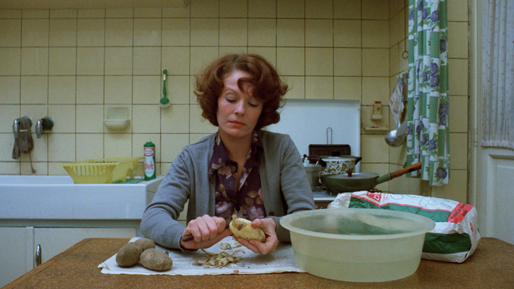 Jeanne Dielman, 23, quai du Commerce 1080 Bruxelles (Chantal Akerman)
