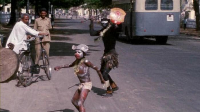 L'Inde fantôme, épisode 1: La Caméra impossible