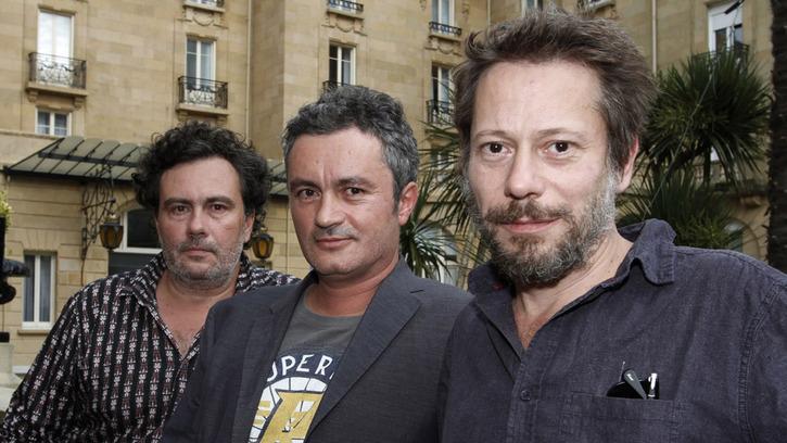Dialogue avec Mathieu Amalric et Jean-Marie Larrieu