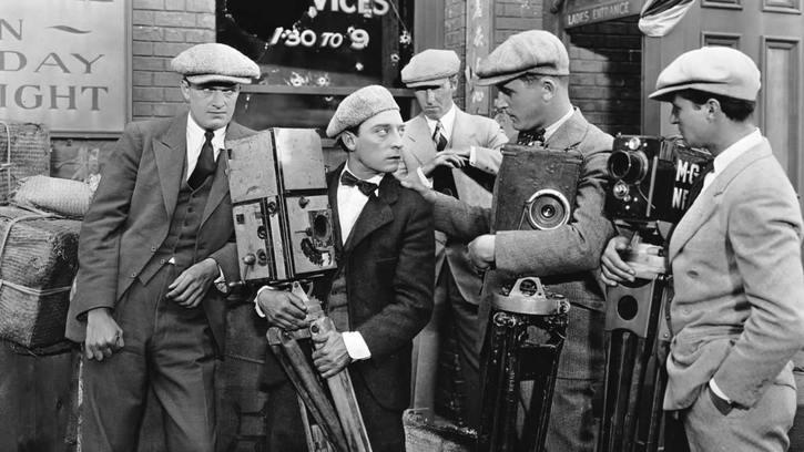 Le Cameraman (Keaton)
