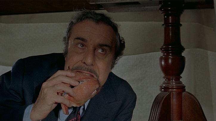 Le Charme discret de la bourgeoisie (Luis Buñuel)