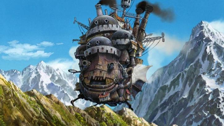 Le Château ambulant (Hayao Miyazaki, 2004) - La Cinémathèque française