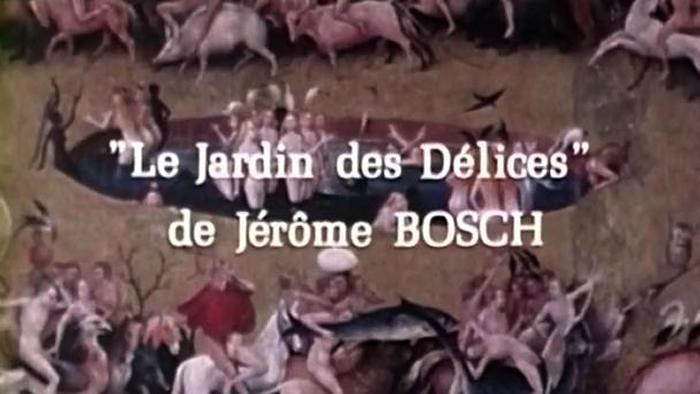 Le Jardin des délices de Jérôme Bosch