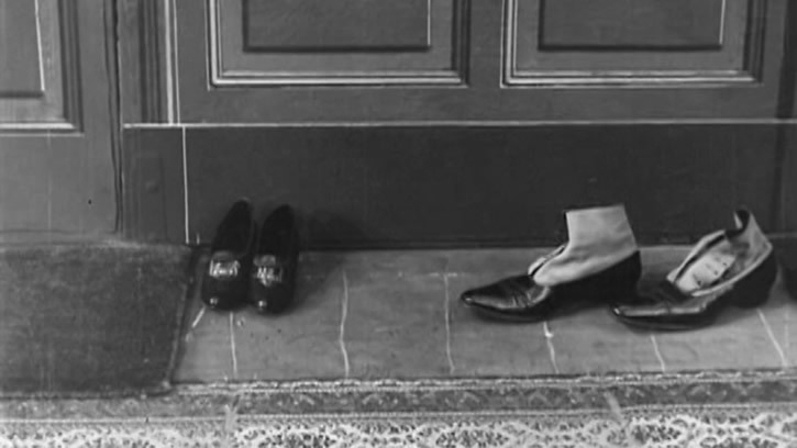 Les Chaussures matrimoniales