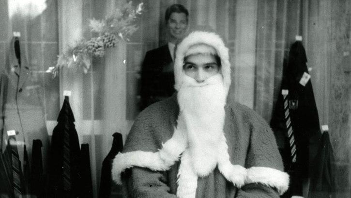 Les Mauvaises fréquentations : Le Père Noël a les yeux bleus