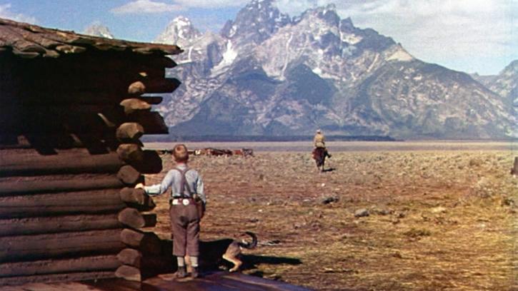 L'Homme des vallees perdues (George Stevens)