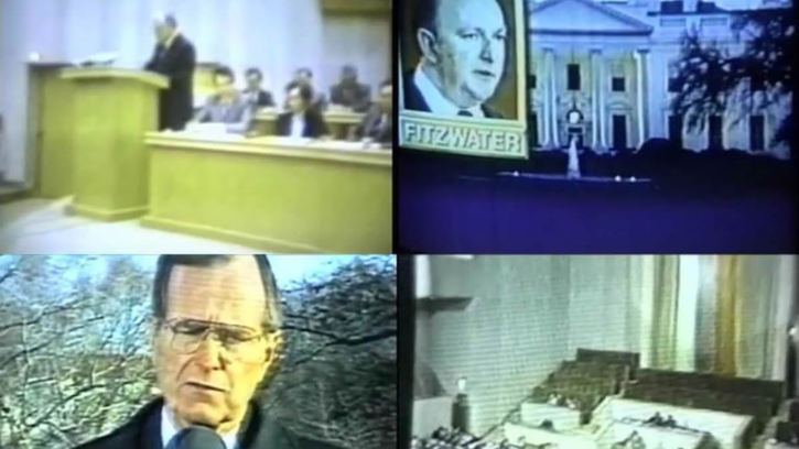 Lithuania and the collapse of the USSR (Jonas Mekas)