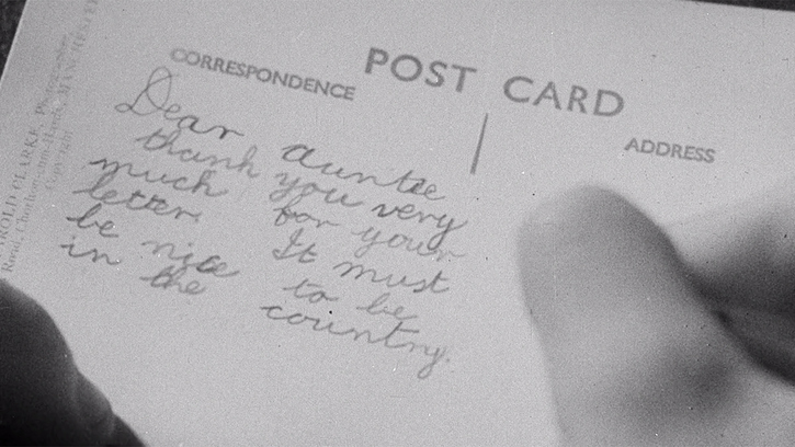 Penny Journey: the Story of a Postcard from Manchester to Graffham