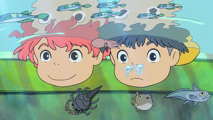 Ponyo (Hayao Miyazaki)