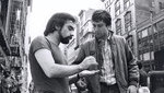 Scorsese et De Niro Taxi Driver
