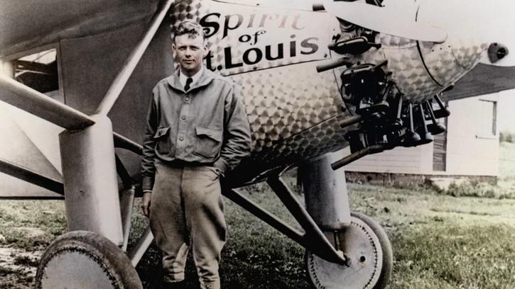 The Spirit of Charles Lindbergh