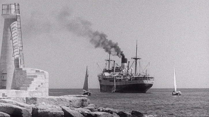 S.S. Ionian (Cargoes)