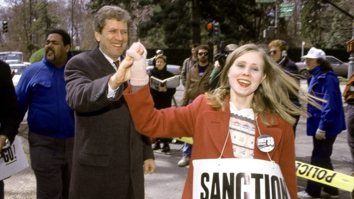Tanner '88 : épisode 9 - Something Borrowed, Something New