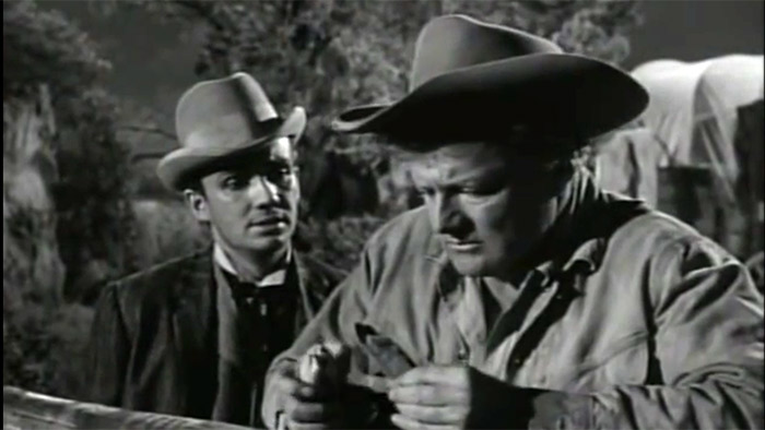 The Westerner: Hand on the Gun