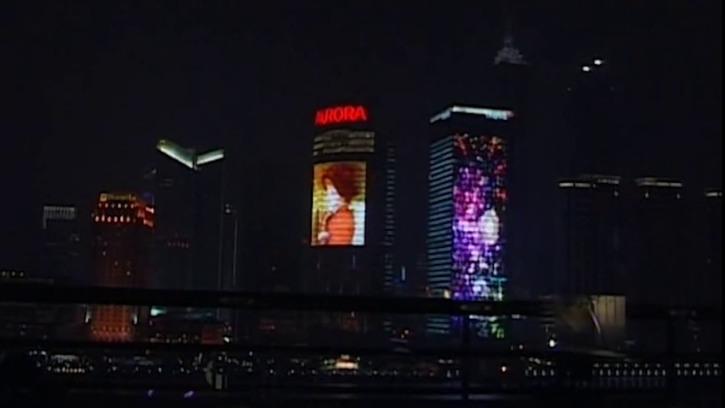 L'État du monde: Tombée de nuit sur Shanghaï