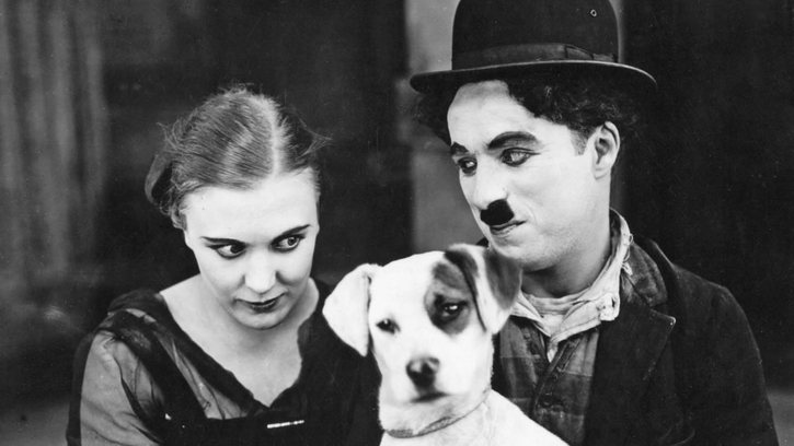 Une vie de chien (Chaplin)