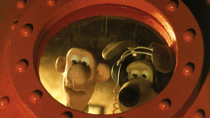 Wallace et Gromit : Une Grande excursion (Nick Park)