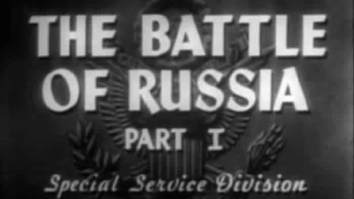 Pourquoi nous combattons : La Bataille de Russie