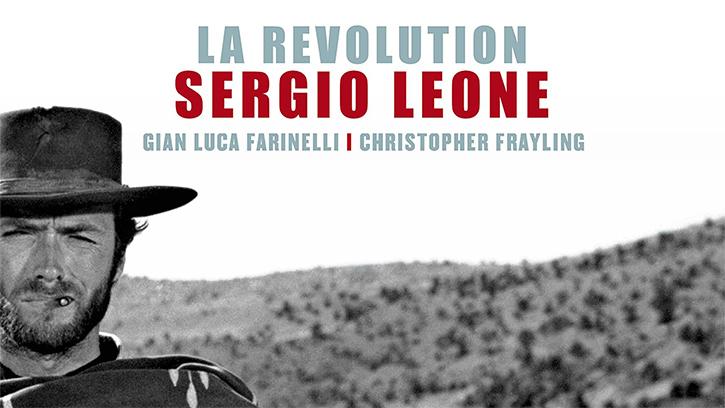 Séance de signature du catalogue de l'exposition Il était une fois Sergio Leone