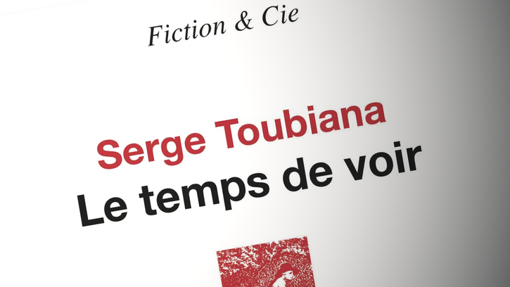 Séance de signature de Serge Toubiana pour son livre «Le Temps de voir»