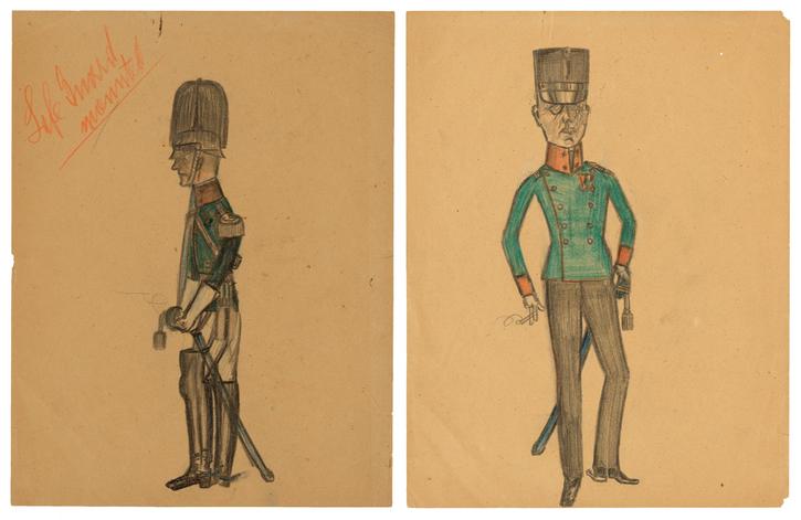 projets-de-costumes-par-erich-von-stroheim-pour-la-symphonie-nuptiale-erich-von-stroheim-1926
