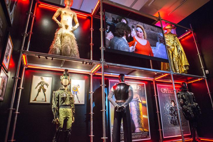 Visite guidée de l'exposition CinéMode