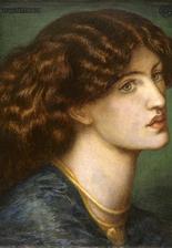 Dante Gabriel Rossetti - Bruna Brunelleschi