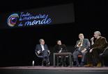 Serge Toubiana, Frank Scheffer, Francis Ford Coppola et Pierre Hodgson (traducteur)